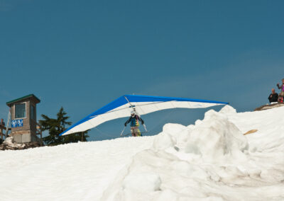 Grouse Mountain, July 2, 2011